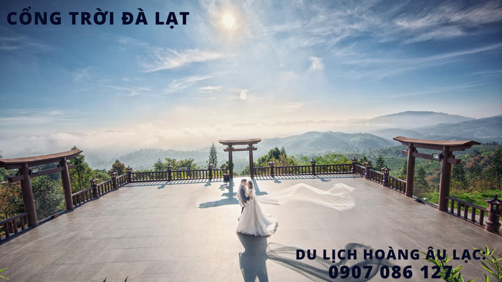 Cổng trời Đà Lạt - Bali Việt Nam